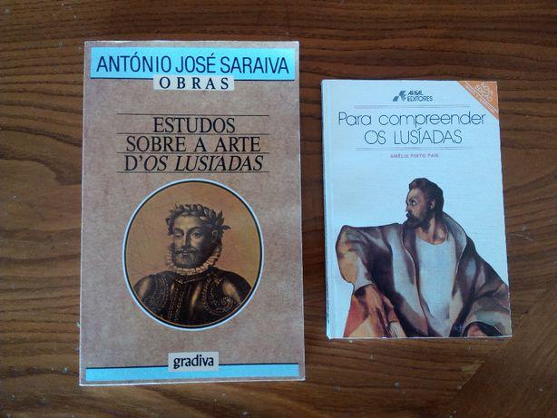 livros sobre Os Lusíadas