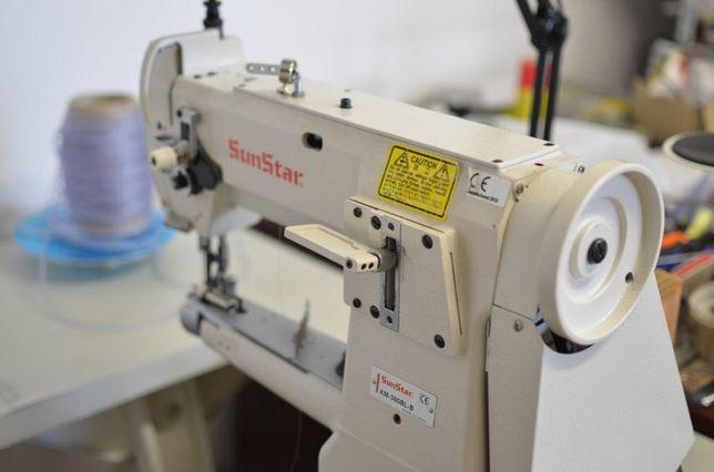Maszyna do szycia Sunstar KM380BL-Bz