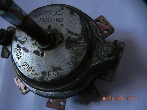 Пакетный выключатель ПЕМ3-100