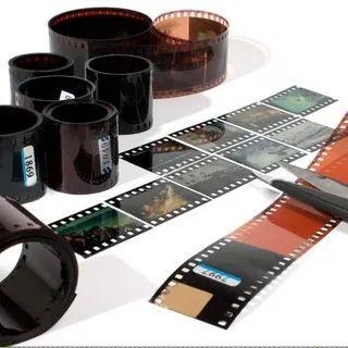 Сканирование и запись старых фотопленок