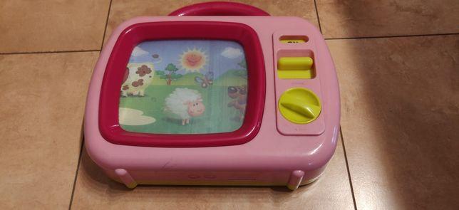 Zabawka edukacyjna do nakręcania do usypiana