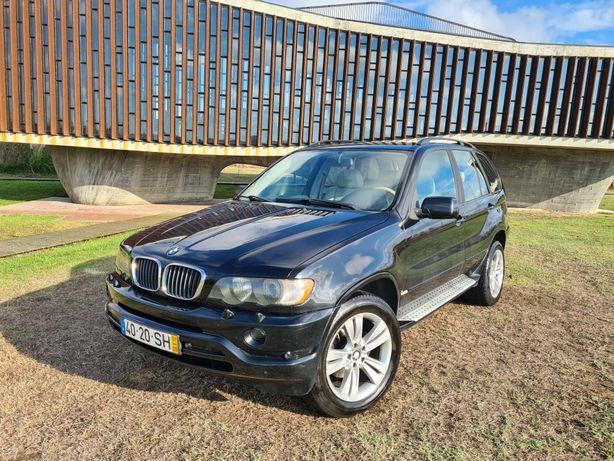 BMW X5 30D Pack M 2001 NACIONAL