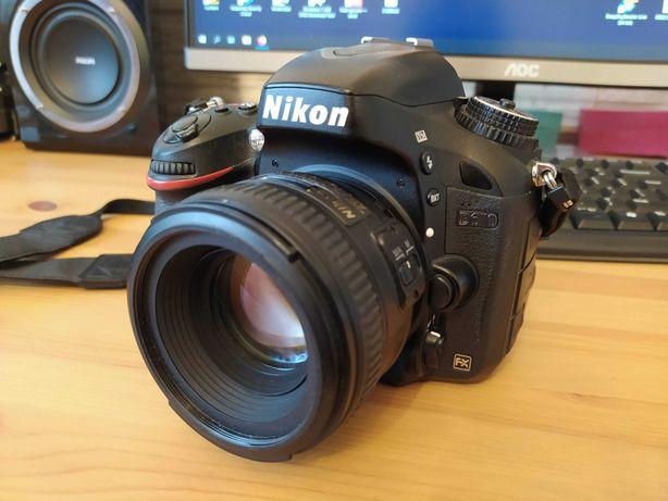 Nikon D610 + Nikkor 50mm 1:1.4G AF-S  Jedyne 21148 zdjęć