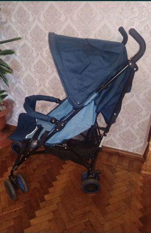 Продам детскую прогулочную коляску тросточку
