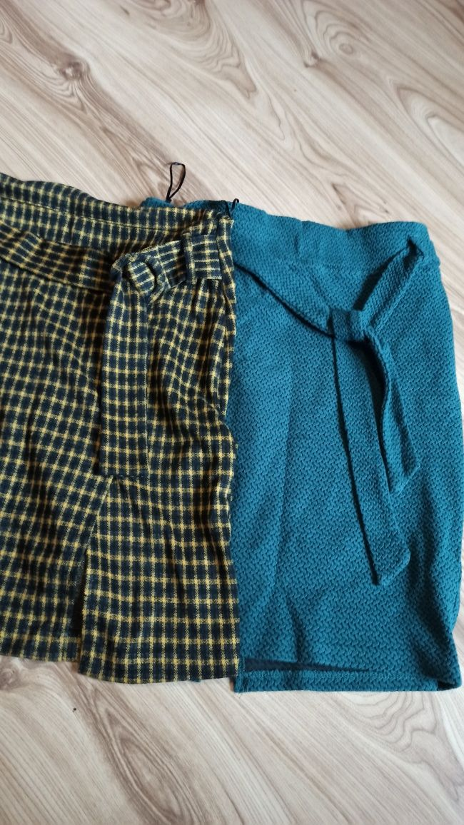 Dwie spódnice ;)