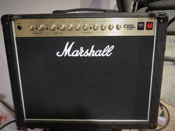 Wzmacniacz gitarowy Marshall Dsl 40c Dsl40c Creamback-doinwestowany