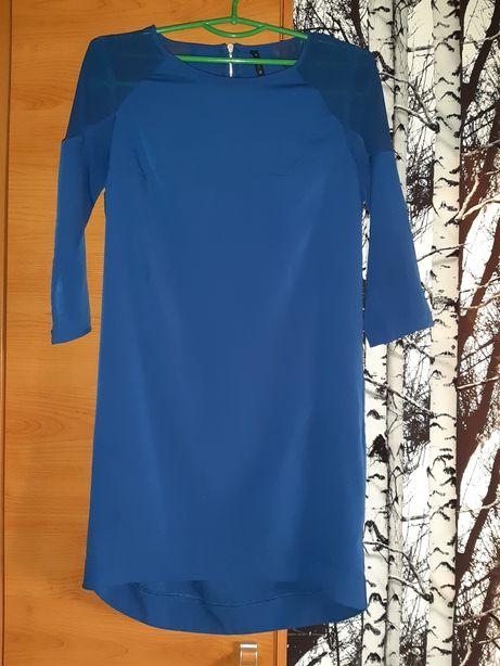 Sukienka mgiełka Bershka M