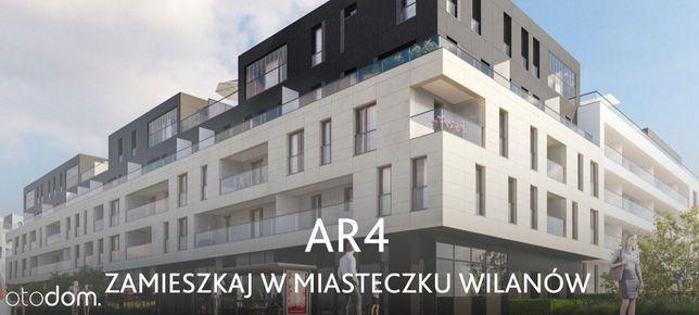 Mieszkanie Wilanów, 2 pokoje, ogród, garaż i komórka lokatorska