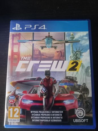 The crew 2 ps4 sprzedam lub wymienie