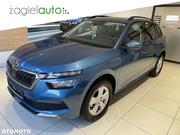 Škoda Kamiq 1.5 Tsi 150 Km Ambition Pakiet Comfort