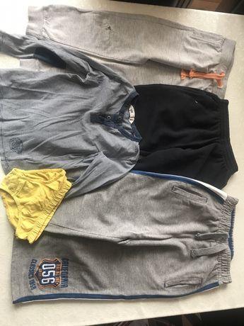 Ubranka dla chlopca 98 - 110, buty 29