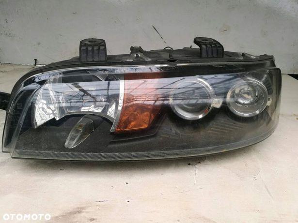 LAMPA REFLEKTOR PRZÓD LEWA FIAT PUNTO II 2xH7 WWA