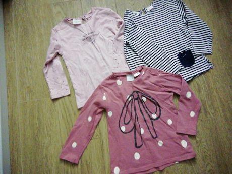 Bluzka Zara roz. 98