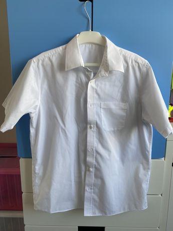 młodzieżową koszula M&S, Krótki rękaw, r.164, na 14 lat