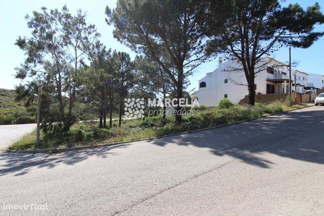Lote Urbanizado Para Construção, Espartal, Monte Clerígo - Aljezur