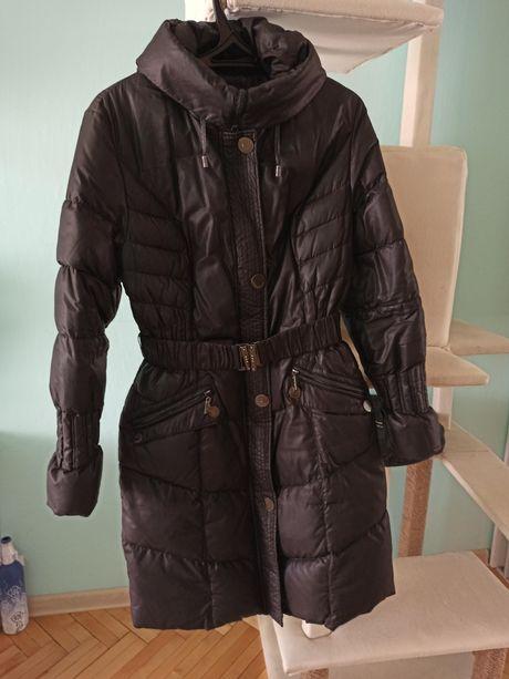 Зимове пальто на холофайбері