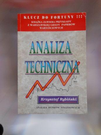 Analiza techniczna - Krzysztof Rybiński
