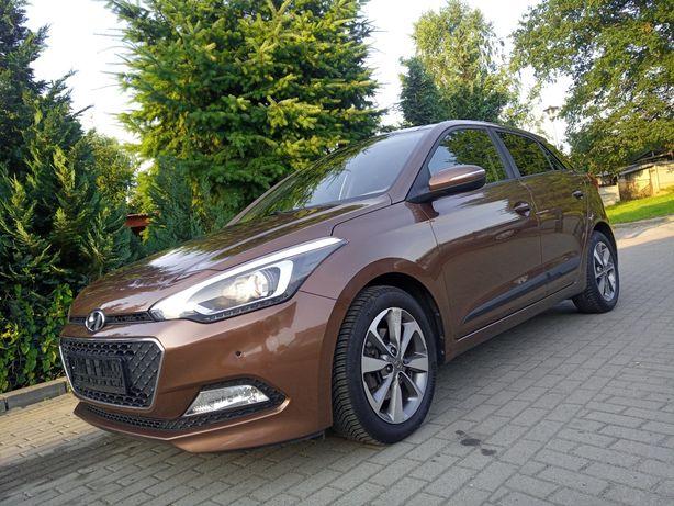 Hyundai i20 Panorama/LED/Klima/Alu