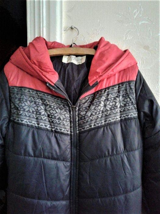 Куртка пуховик зимняя Николаев - изображение 1