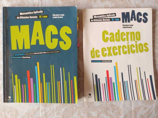 Livros Escolares do 11.º Ano