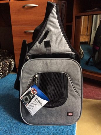 Рюкзак переноска Trixie «Savina» для собак/кошек 30 x 33 x 26 см