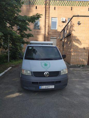 Бронированный фургон VW T5(броневик)