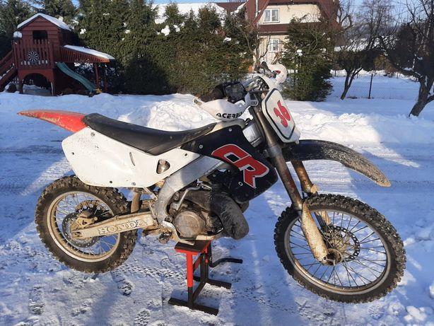Honda cr250 po remoncie
