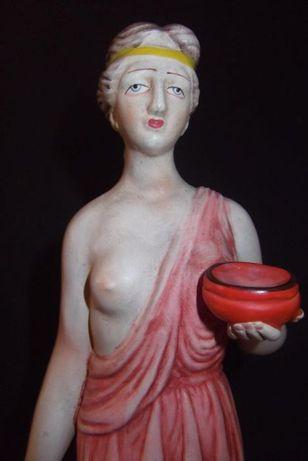 Afrodite - Estatueta em Terracota de 30 cm