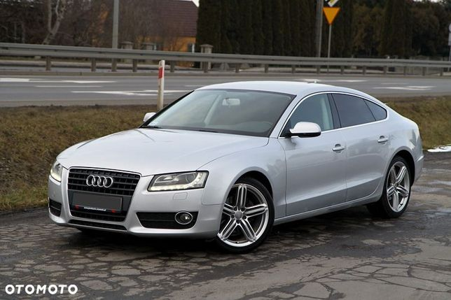 Audi A5 2.0 Diesel! Stan wzorowy!