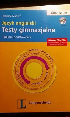 Testy gimnazjalne- język angielski