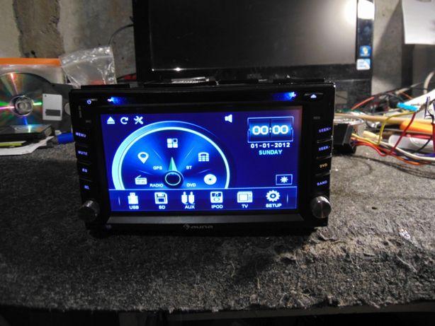 Radio monitor samochodowy AUNA