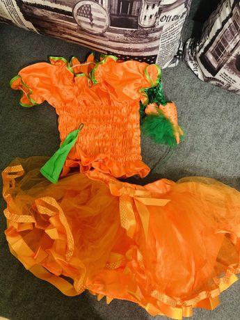 Продам карнавальный костюм Морковки