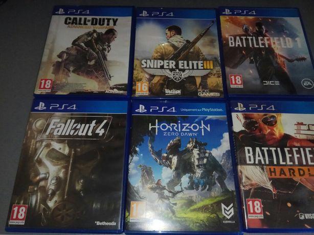 Диски до PS4 тільки обмін