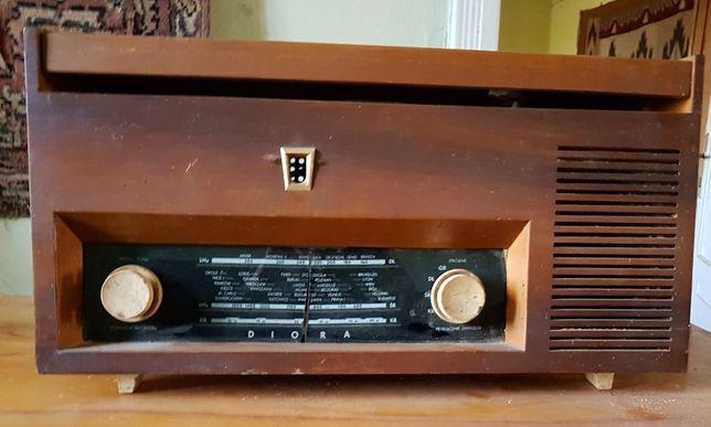 Radio lampowe Diora