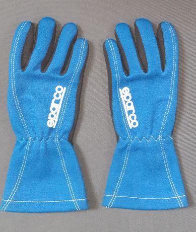 Rękawice FIA Sparco z aktualną homologacją rozmiar 8