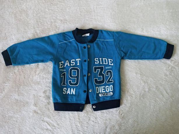 Bluza chłopięca rozmiar 74