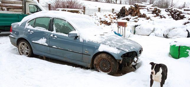 BMW E46 części 2.0 gaz