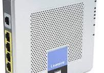 Router linksys wireless g adsl