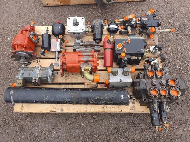 new holland w 270 poppa hydrauliczna