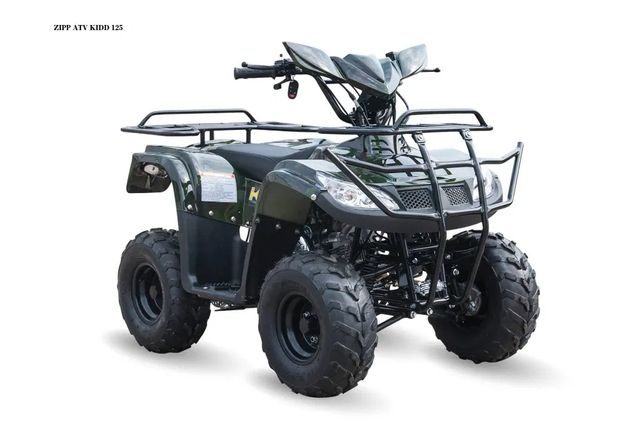 ZIPP ATV KIDD 125KID Skuter,motorower,motocykl,serwis,naprawa