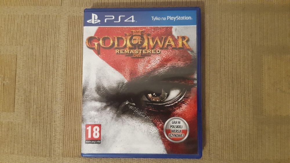 God of War 3 Remastered Ps4 Augustów - image 1