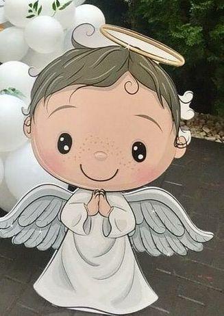 Оренда ростової фігури Ангелочок