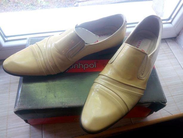 Мужская обувь, туфли. Фирма Conhpol 41 размер.