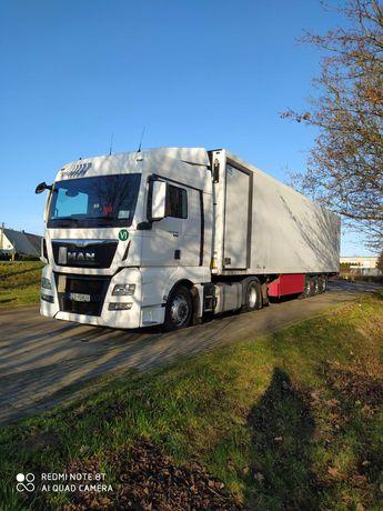 MAN TGX 440 . Euro 6  2014 r. przebieg 630000