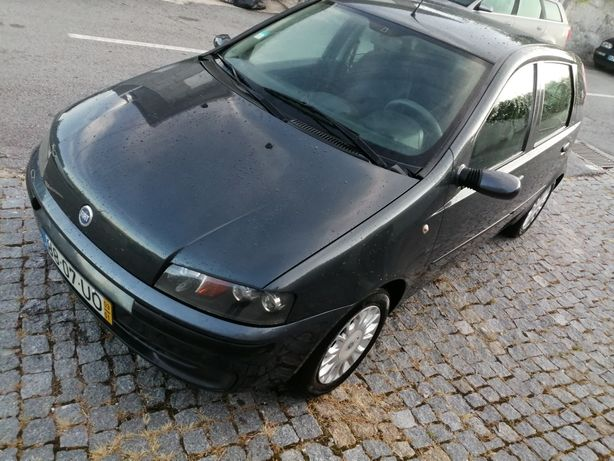 Fiat punto 1.2 a gasolina com ac. Impecável muito estimado