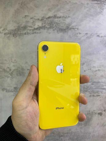 iPhone XR 64Gb  Yellow Neverlock!