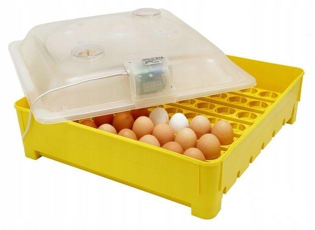 Inkubator wylęgarka klujnik do jaj iKar półautomatyczny 56/80 jaj HIT
