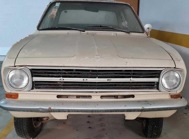 Opel Kadett - 1972 2Portas