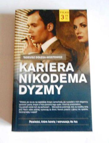 Kariera Nikodema Dyzmy seria bestsellerów Tadeusza Dołęgi - Mostowicza