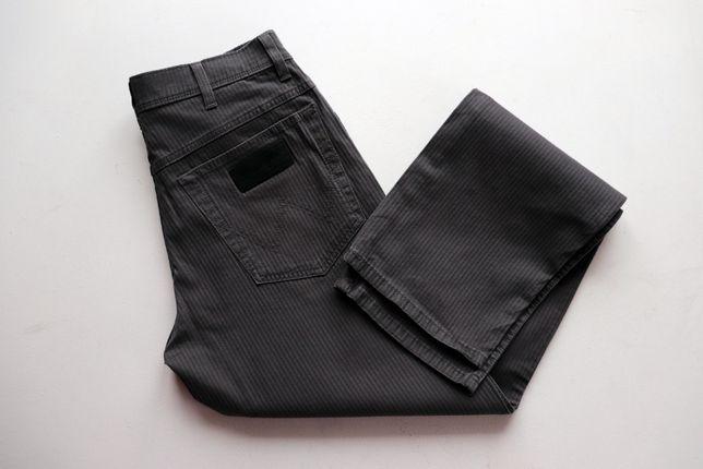 Spodnie męskie jeansy Wrangler Texas Stretch W32 L34 nowe chinosy